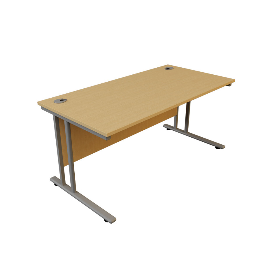 Hawk Straight Desk