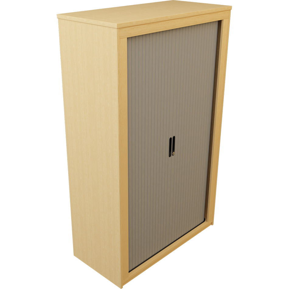 Hawk System Tambour Cabinet