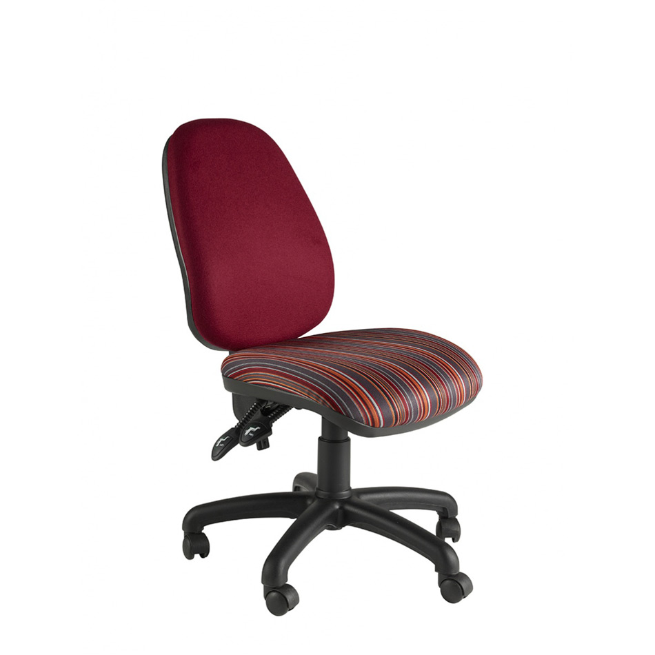NOE High Back Operator Chair