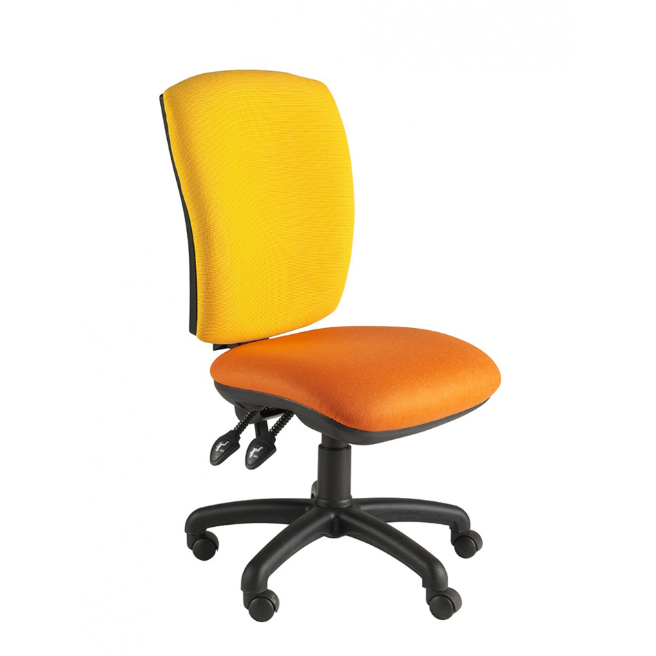 NOE Square Back Operator Chair