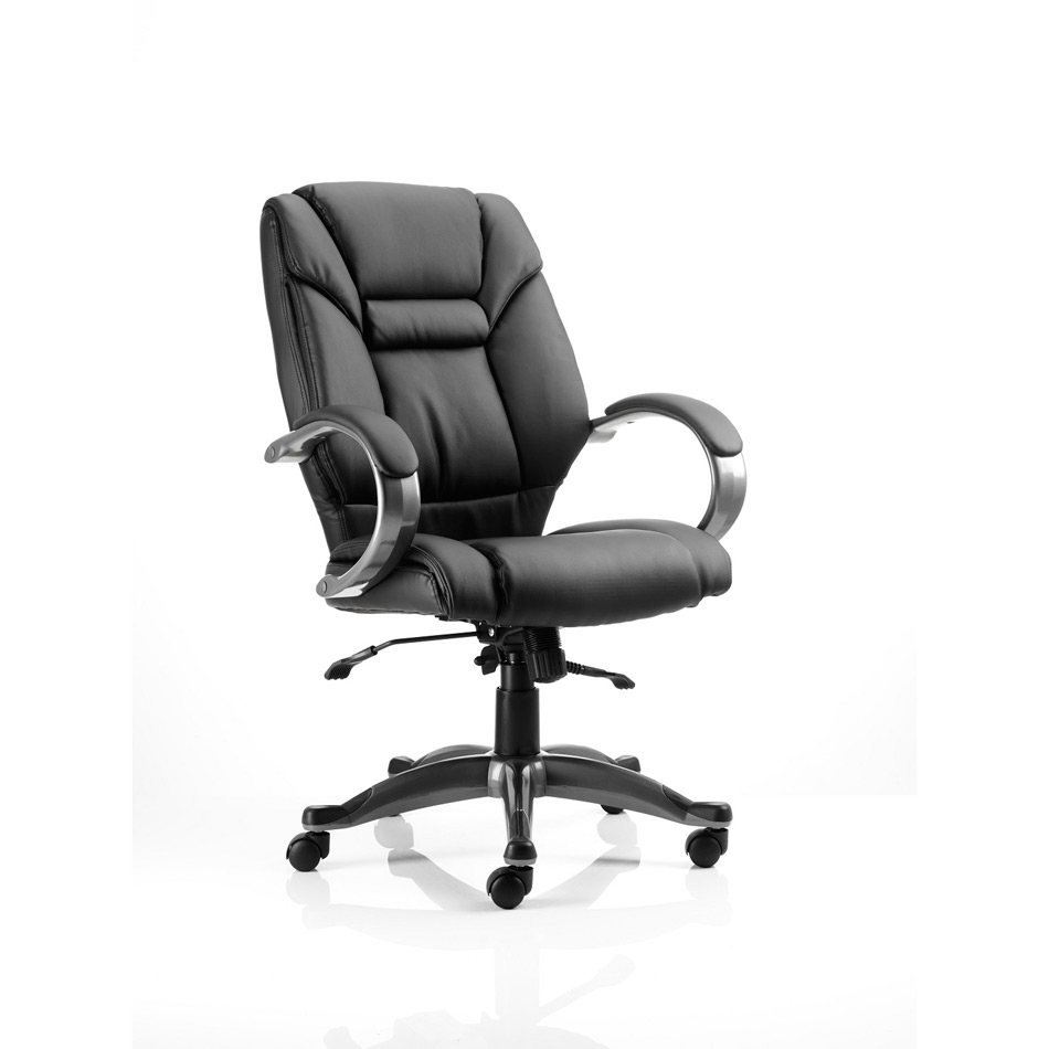 Belvedere Leather Executive Chair